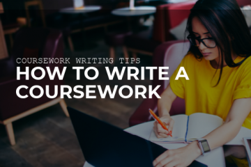 How to write a coursework